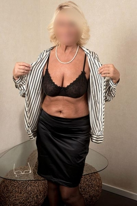 Escort dame Netty
